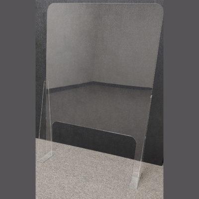Counter top barrier